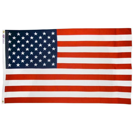 3'x5' U.S. Cotton Sheeting Flag