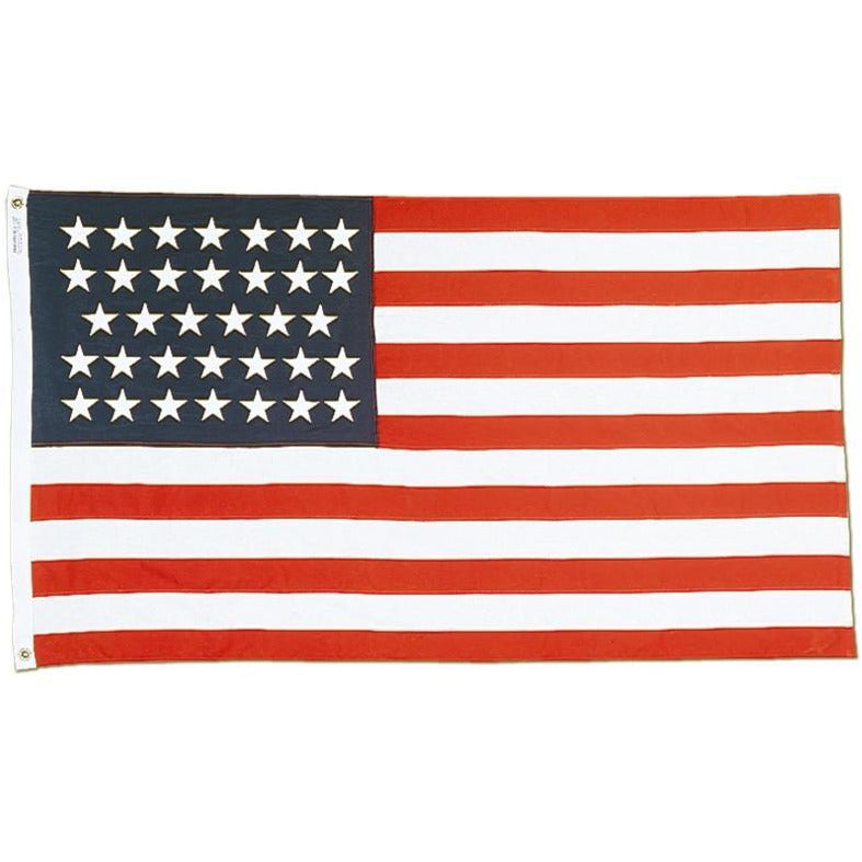 Union Civil War-34 Star Flag