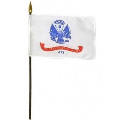 U.S. Army Stick Flag