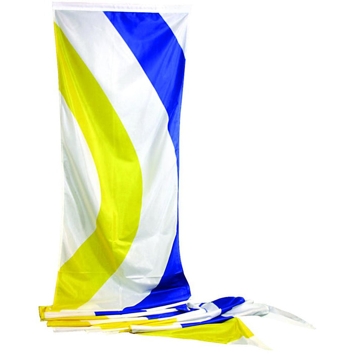 Wave Design Wind Dancer Flag