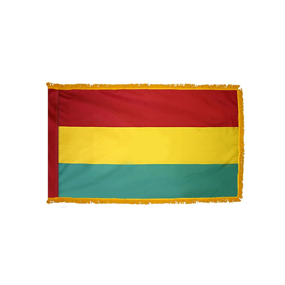 Bolivia Civil Flag