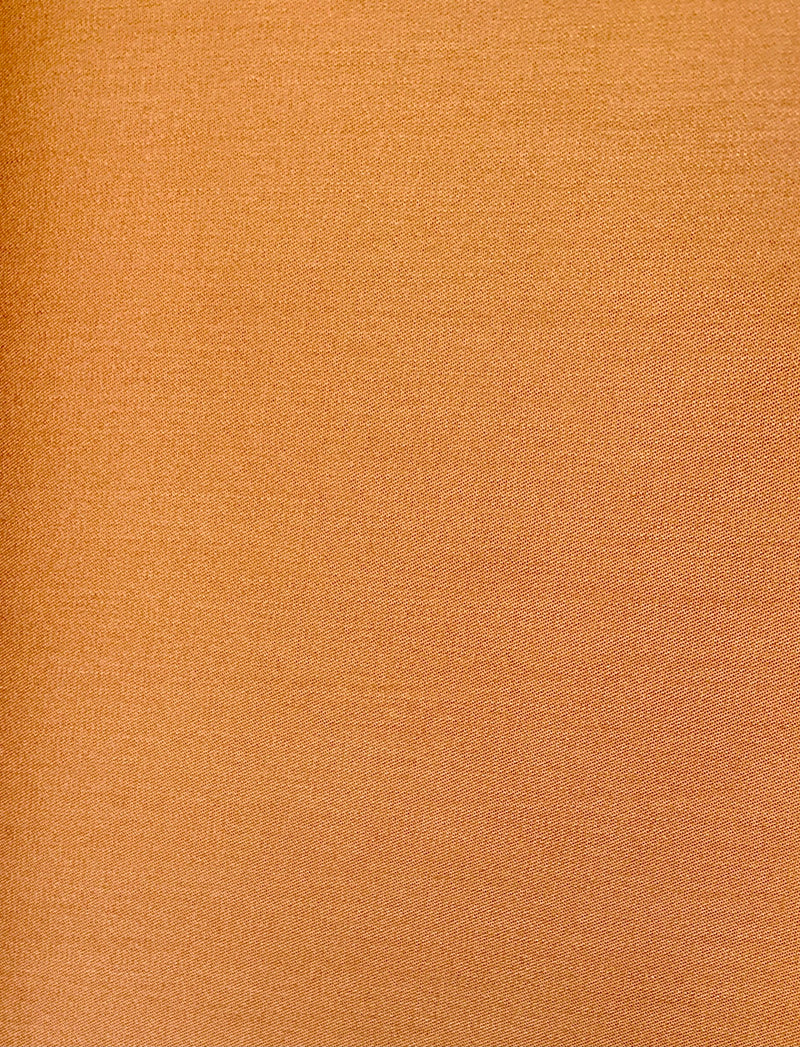 Rayon Challis Fabric: Honey Gold