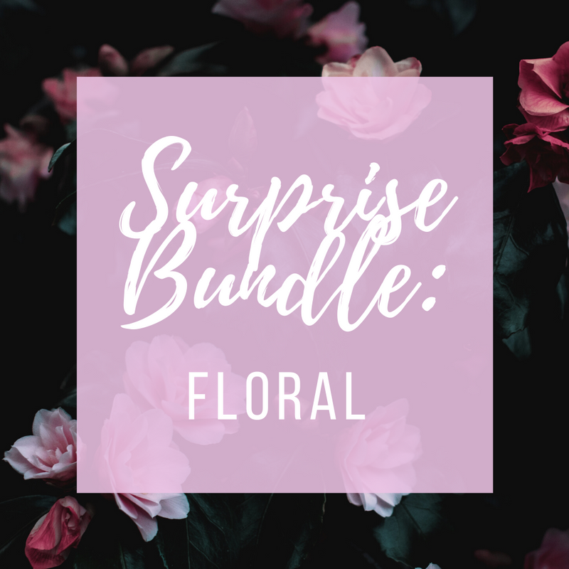 Surprise Bundle: Floral Themed
