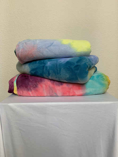 Bundle: Tie-Dye Sweater Knits