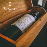 Chacayes 2015 - #8 Wine Spectator Top 100 Wines of 2020 - Caja Madera x 1