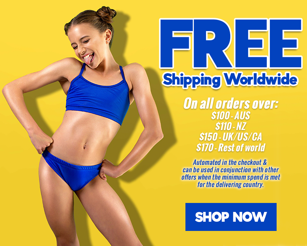 Zealous swimwear - Free shipping available worldwide when you spend over...