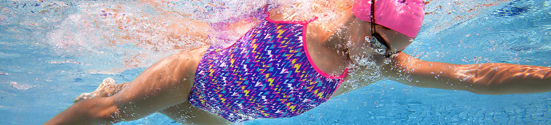 ZEALOUS TRAINING SWIMWEAR - THIN STRAP ONE PIECE - CHLORINE RESISTANT