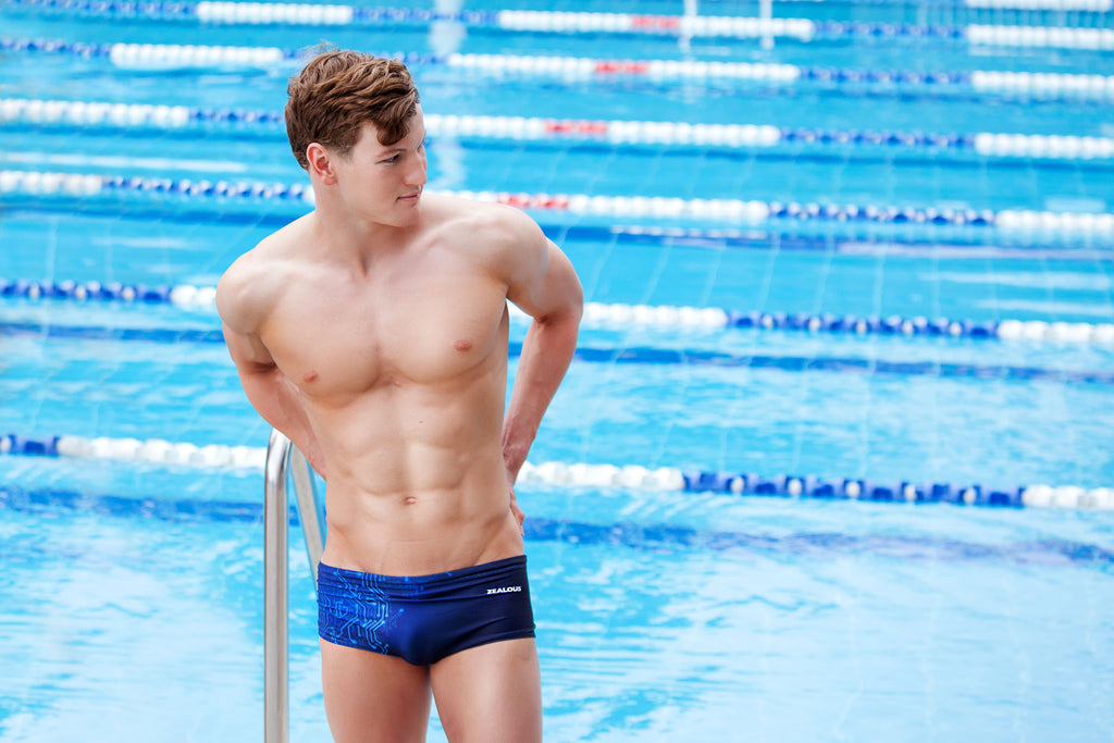 Zealous Swimwear: Powerhouse Trunks