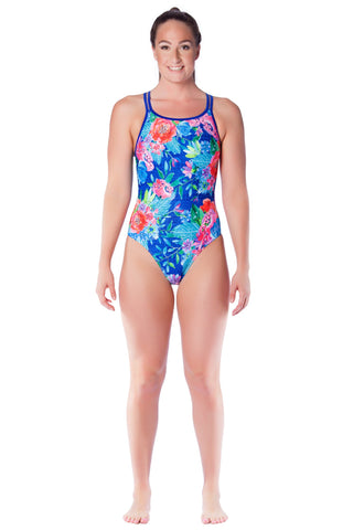 Miss Nevada - Ladies 10 Only Ladies Cross Back - Shop Zealous Training Swimwear