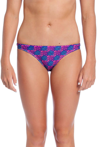 Pink Paradise Brief - Ladies 12 ONLY Ladies Two Piece - Briefs - Shop Zealous Training Swimwear