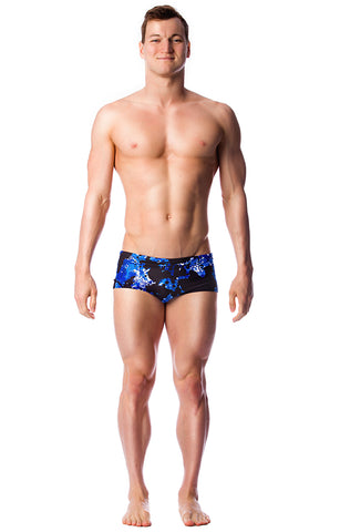 Arctic Blast Men's Trunks - Shop Zealous Training Swimwear