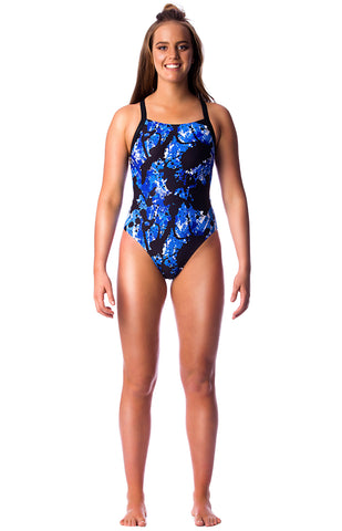 Arctic Blast Ladies Racers - Shop Zealous Training Swimwear