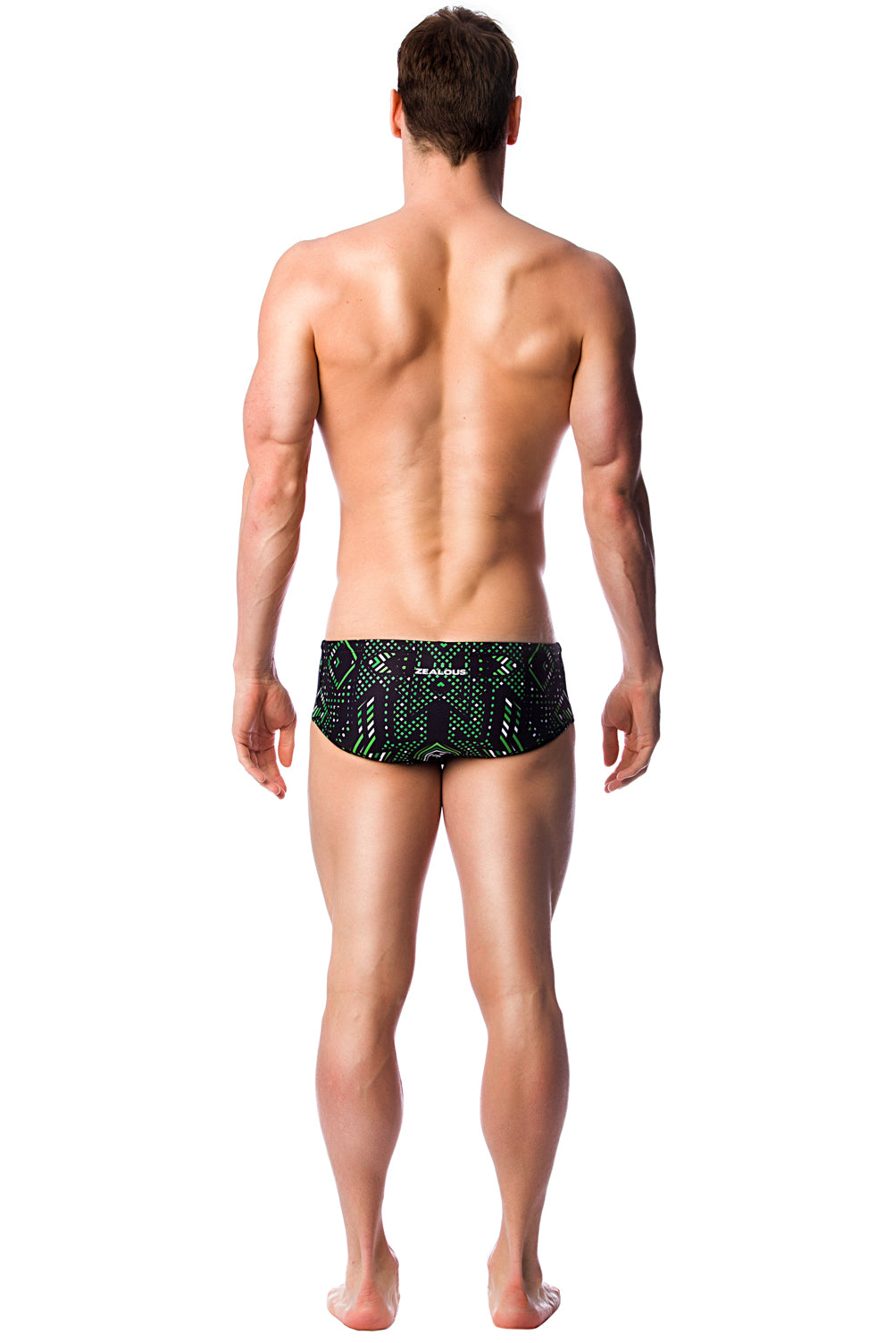 Aztec Warrior - Mens L Only Men's Briefs - Shop Zealous Training Swimwear