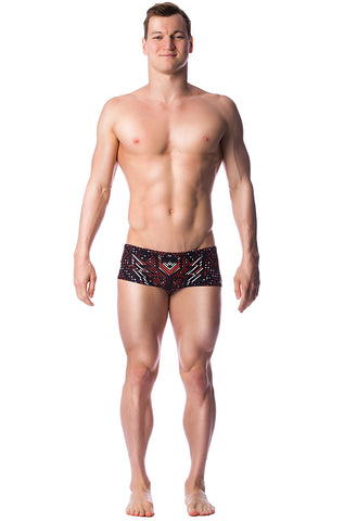 Blaze Men's Trunks - Shop Zealous Training Swimwear