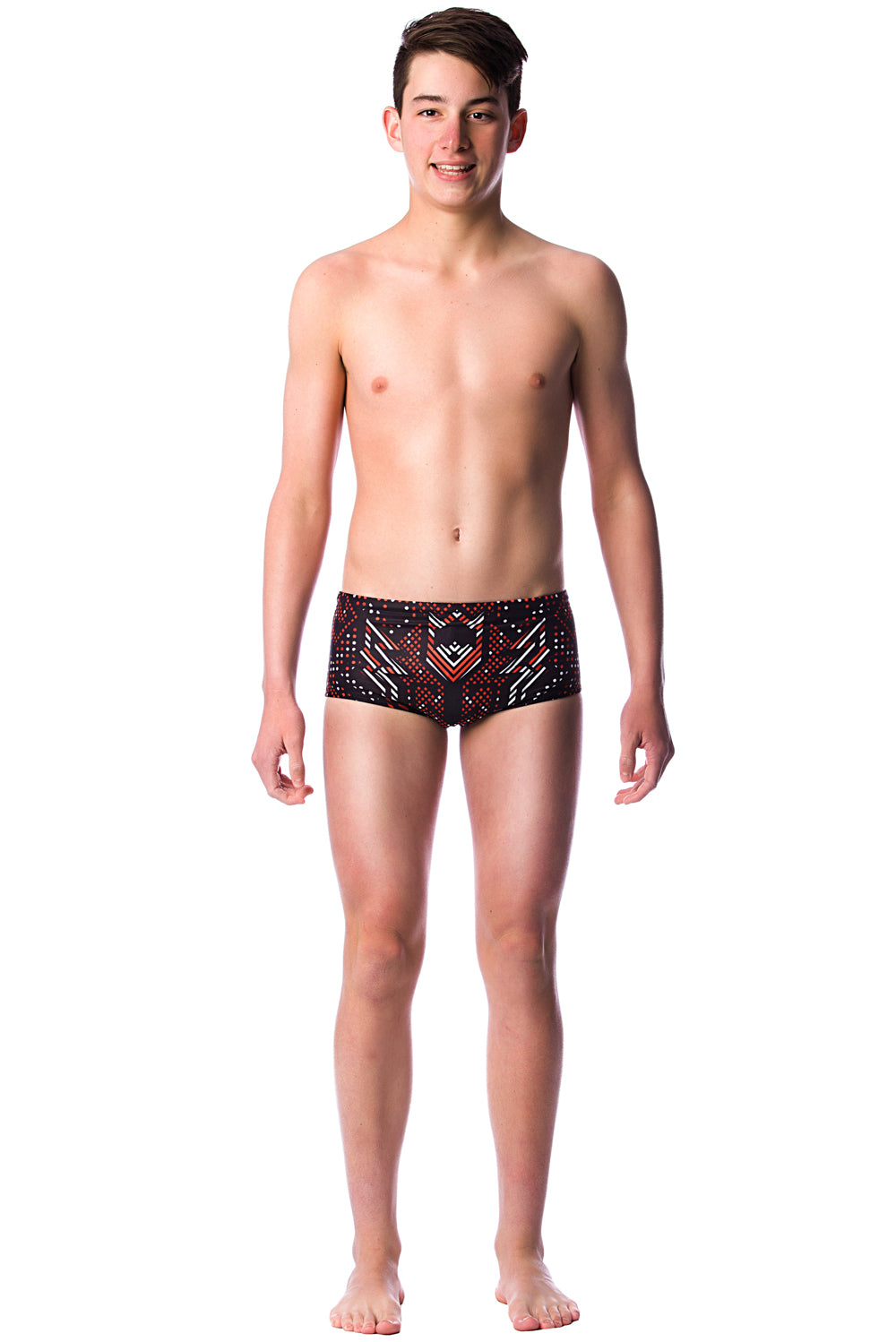 Blaze Boys Trunks - Shop Zealous Training Swimwear