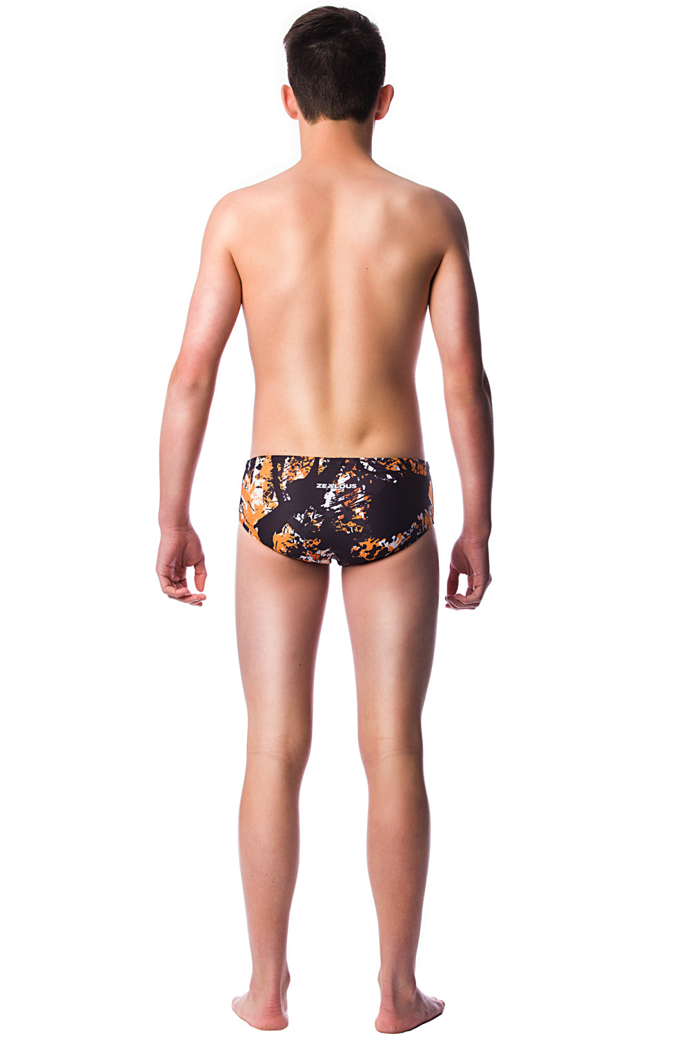 Blood Moon Boys Briefs - Shop Zealous Training Swimwear