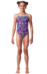 Calypso Girls Thin Strap - Shop Zealous Training Swimwear
