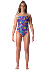 Calypso Ladies Thin Strap - Shop Zealous Training Swimwear