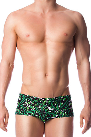 Crackerjack - Mens M Only Men's Trunks - Shop Zealous Training Swimwear