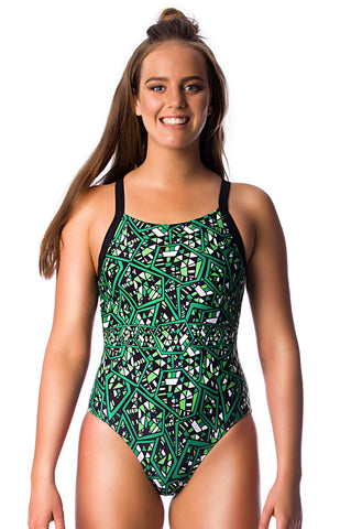 Crackerjack - Ladies 8 Only Ladies Racers - Shop Zealous Training Swimwear