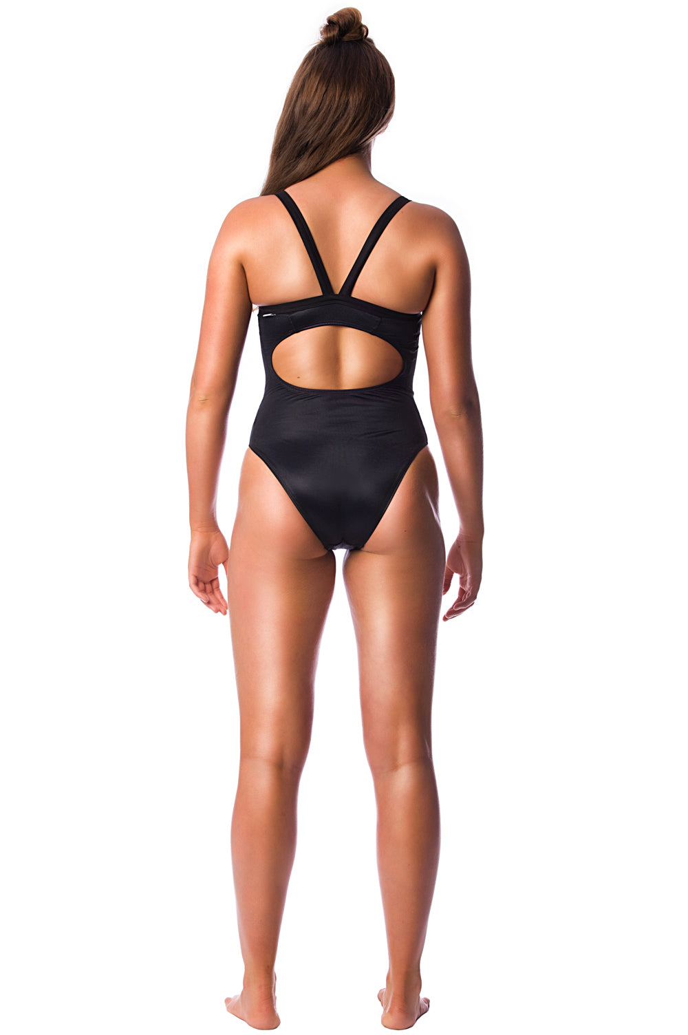 Pitch Black Ladies Racers - Shop Zealous Training Swimwear