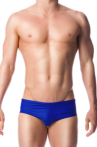 Royal Blue Men's Briefs - Shop Zealous Training Swimwear