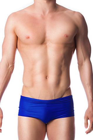Royal Blue Men's Trunks - Shop Zealous Training Swimwear