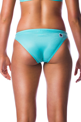 Sea Foam Brief Ladies Two Piece - Briefs - Shop Zealous Training Swimwear