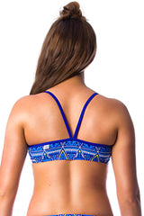 Sun Dancer Top Ladies Two Piece - Tops - Shop Zealous Training Swimwear