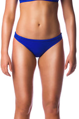 Vivid Blue Brief Ladies Two Piece - Briefs - Shop Zealous Training Swimwear