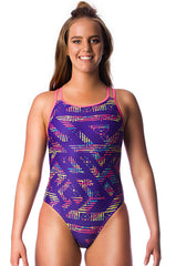 Wildfire Ladies Cross Back - Shop Zealous Training Swimwear