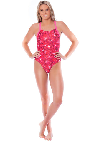Ruby Rose Ladies Racers - Shop Zealous Training Swimwear