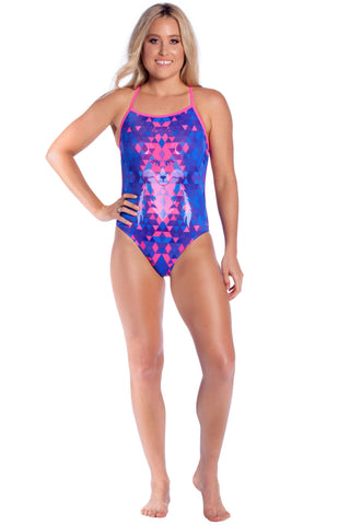 Foxtrot Ladies Thin Strap - Shop Zealous Training Swimwear