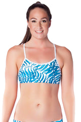 Blue Haven Top Ladies Two Piece - Tops - Shop Zealous Training Swimwear
