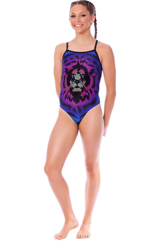 Roar Girls Thin Strap - Shop Zealous Training Swimwear