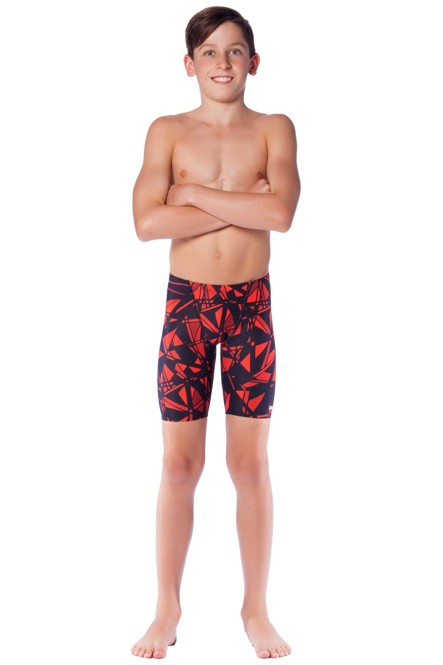 Phoenix - Boys 14 ONLY Boys Jammers - Shop Zealous Training Swimwear