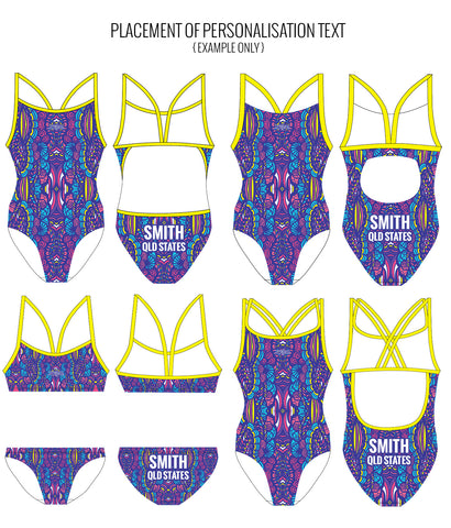 f3e7bb4f1f241 Shop Chlorine Resistant Sports Training Swimsuits - Zealous Swimwear