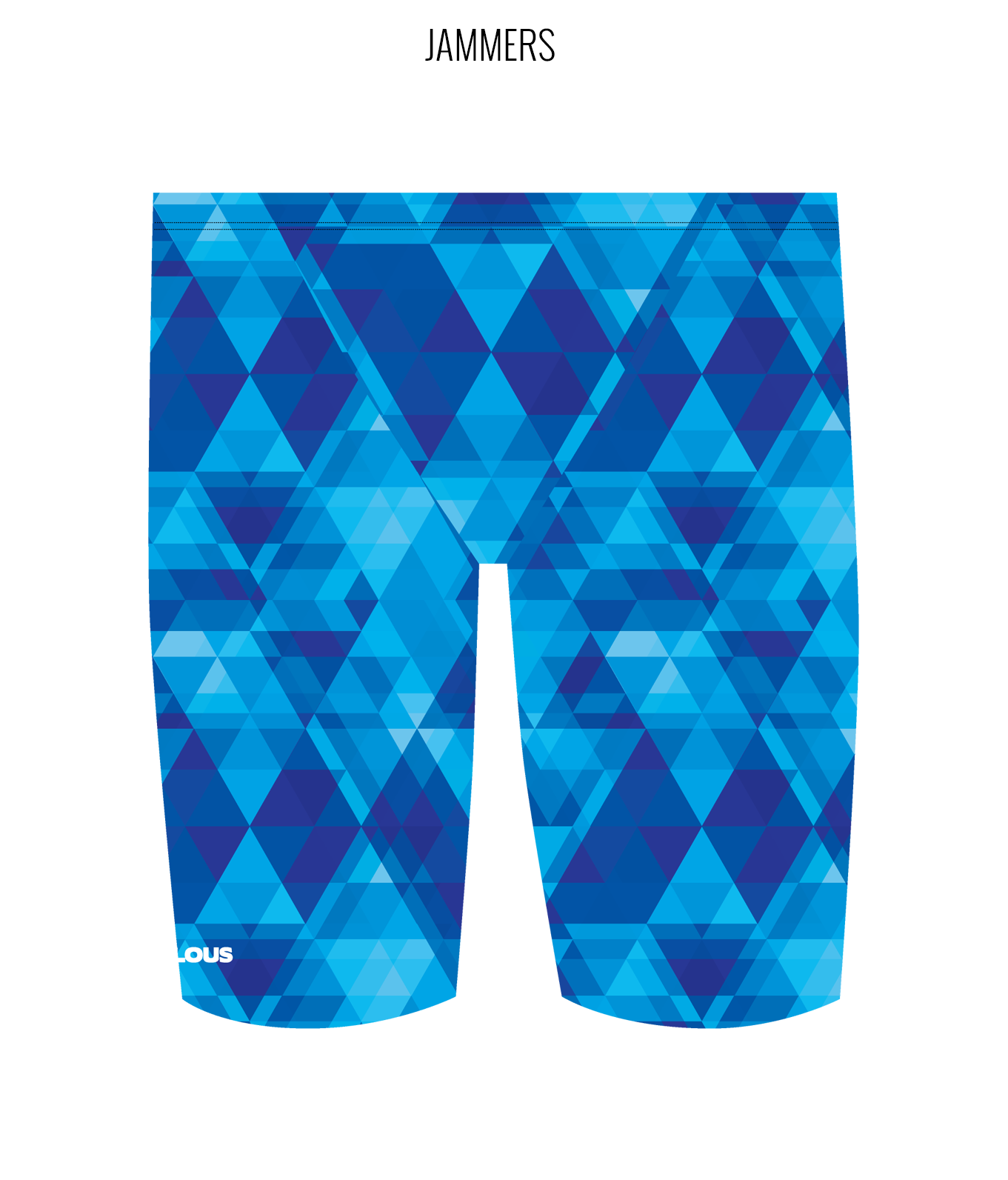 IMPACT ZONE - MALE Personalised Swimwear - Shop Zealous Training Swimwear