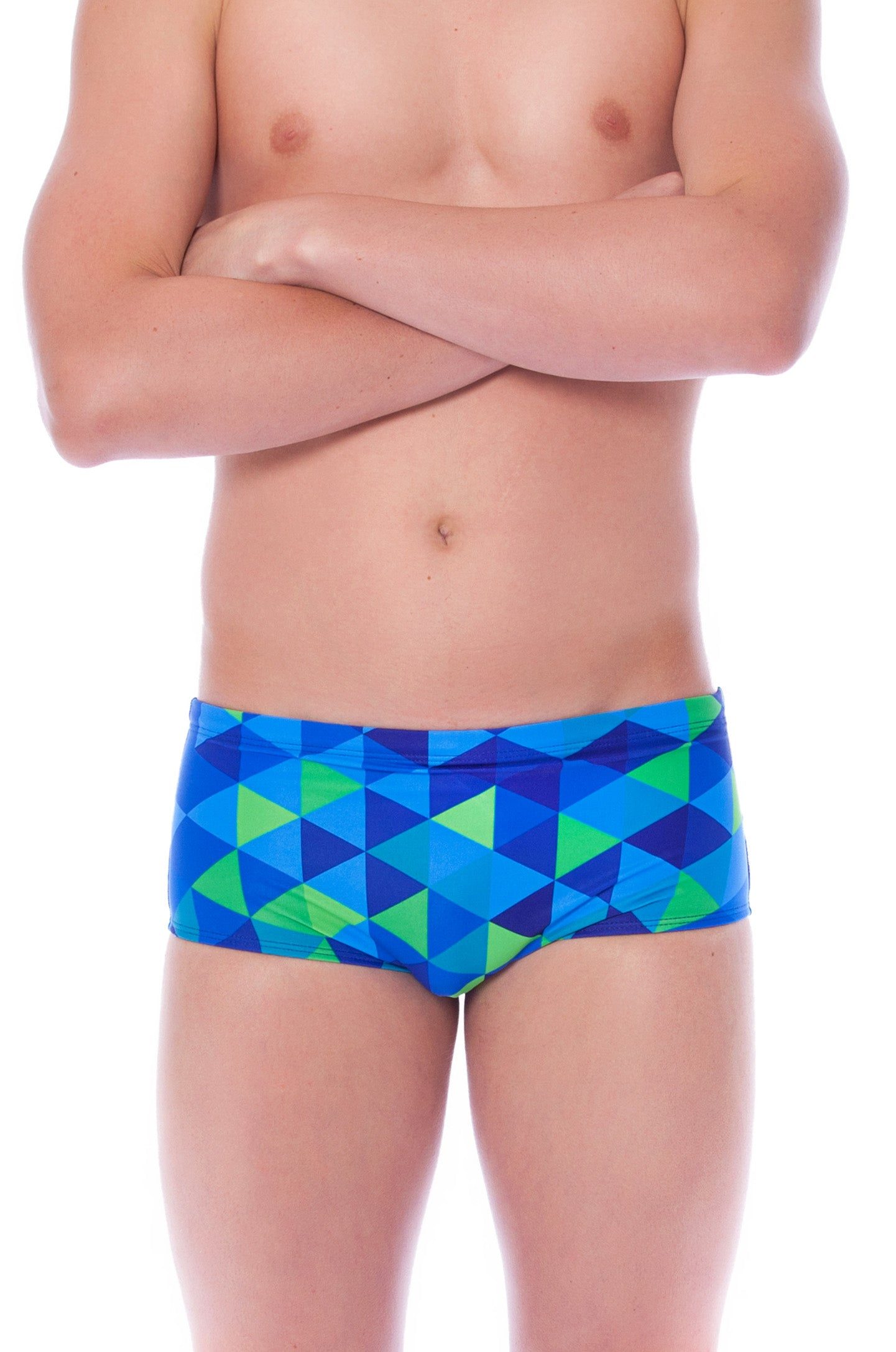 Kryptonite Boys Trunks - Shop Zealous Training Swimwear