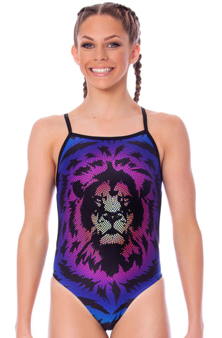 Roar Girls One Piece - Shop Zealous Swimwear