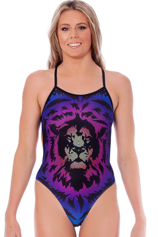 Roar Ladies Thin Strap - Shop Zealous Training Swimwear