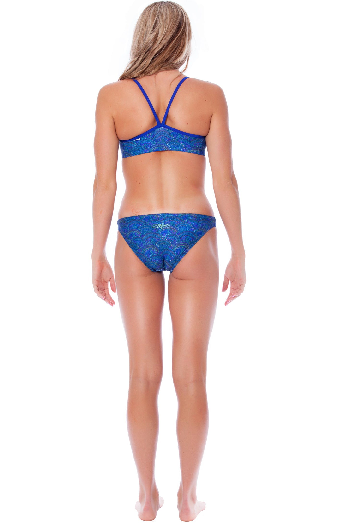 Kansas Top - Ladies 8 ONLY Ladies Two Piece - Tops - Shop Zealous Training Swimwear