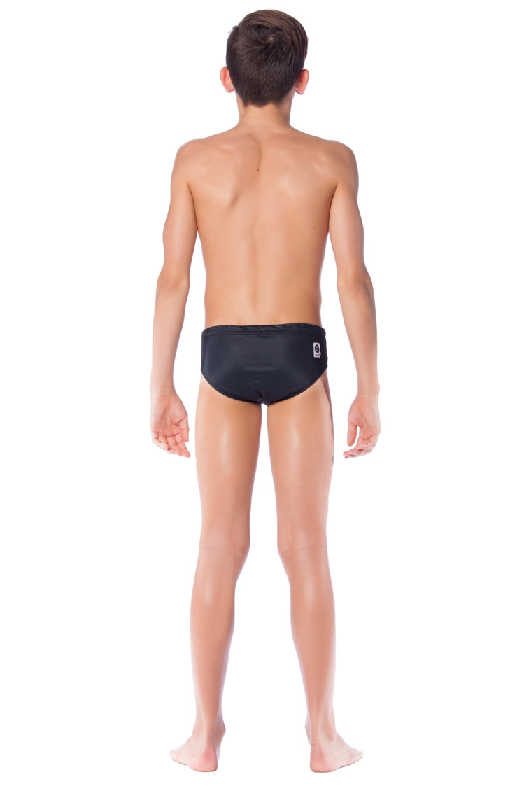 Blackout Boys Briefs - Shop Zealous Training Swimwear