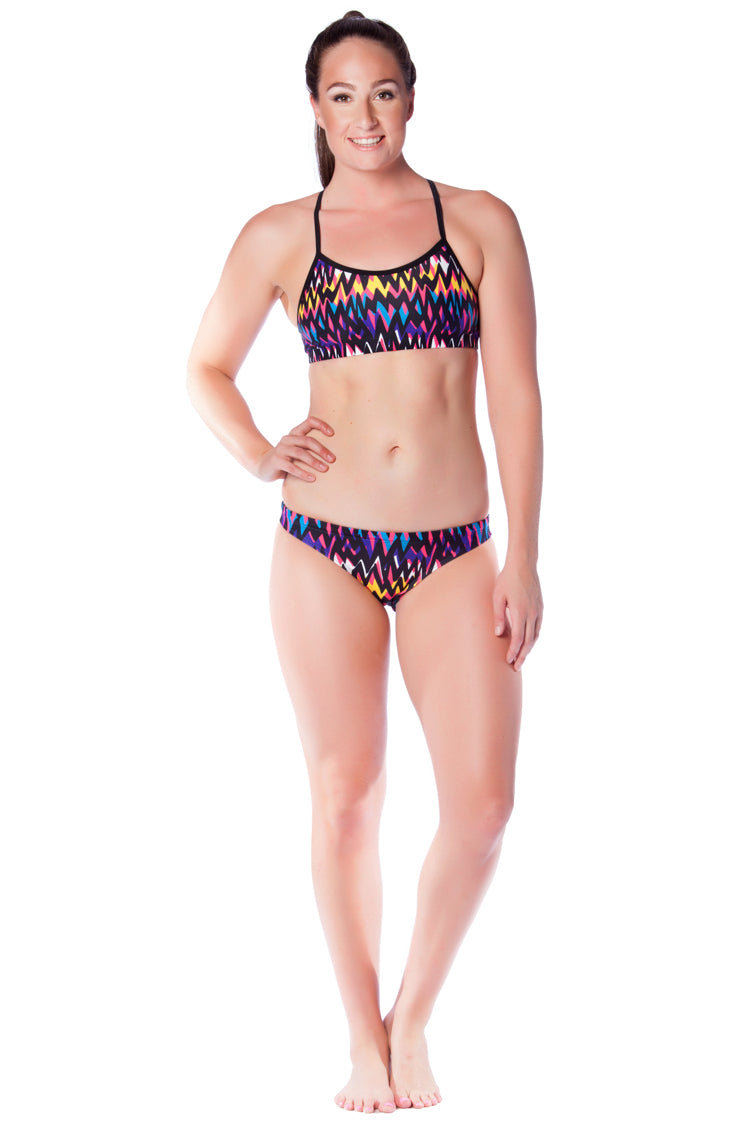 Venice Vibes Top - Ladies 10 Only Ladies Two Piece - Tops - Shop Zealous Training Swimwear