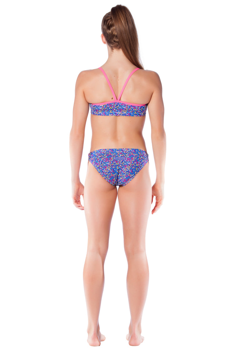 Candy Kisses Girls Two Piece - Shop Zealous Training Swimwear