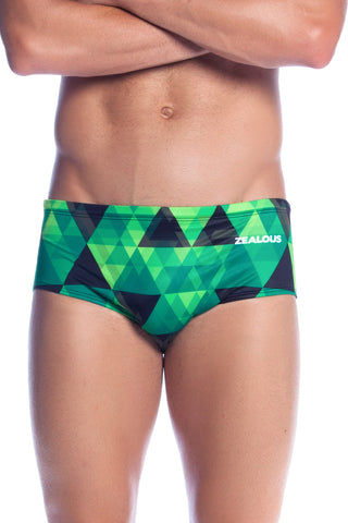 Smash It Men's Briefs - Shop Zealous Training Swimwear