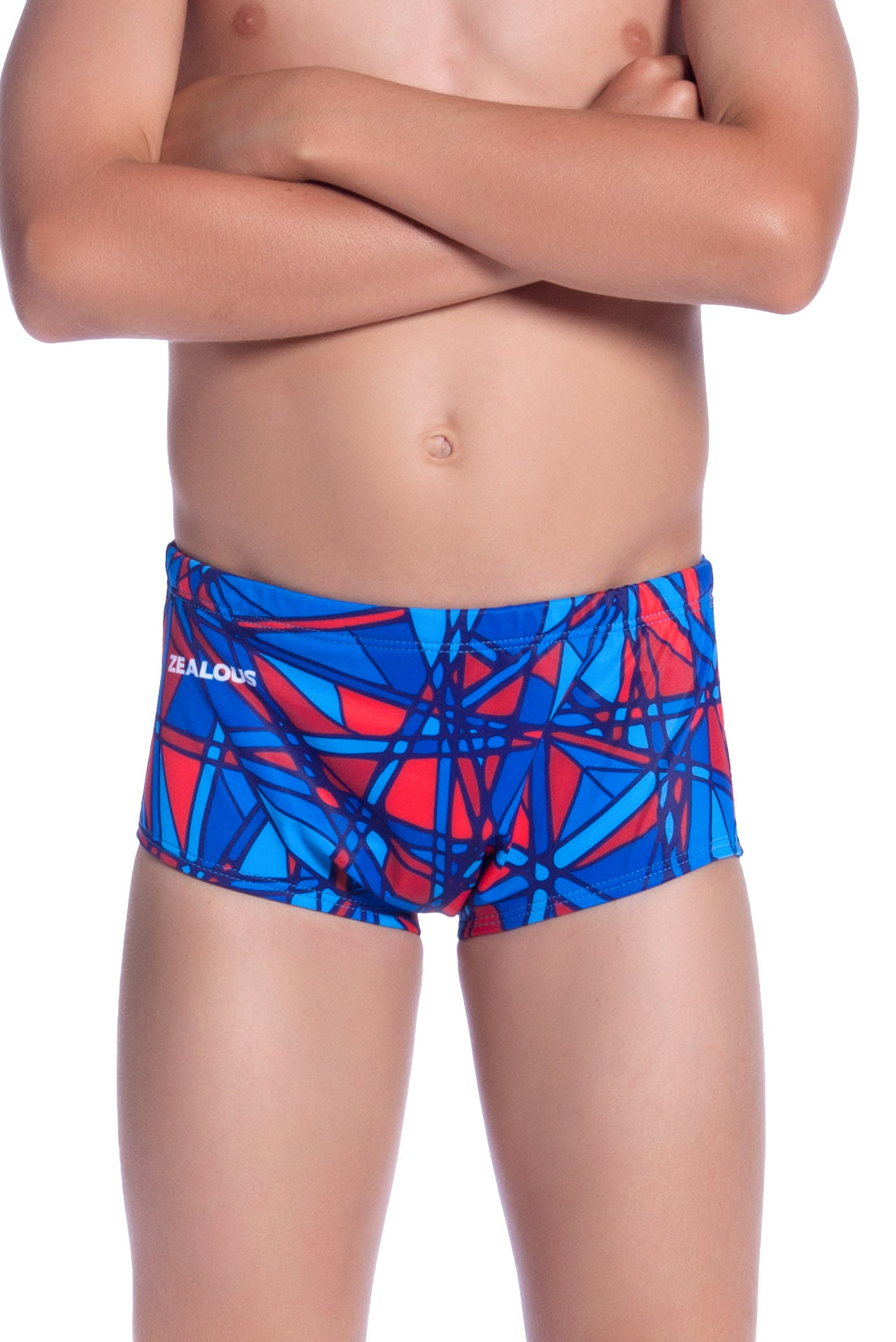 Mayhem Boys Trunks - Shop Zealous Training Swimwear