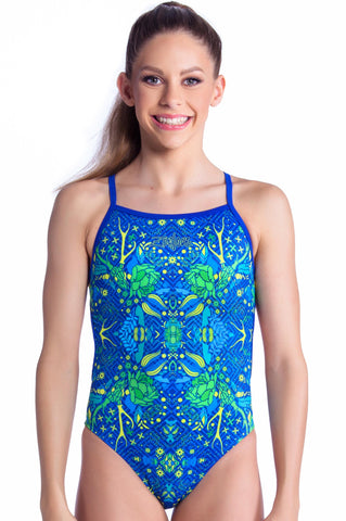Willow Girls One Piece - Shop Zealous Swimwear
