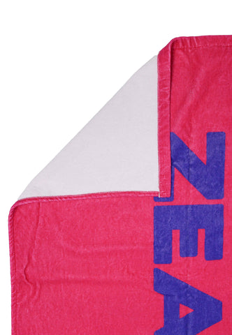 Cherry Pink & Purple Towel Accessories - Shop Zealous Training Swimwear