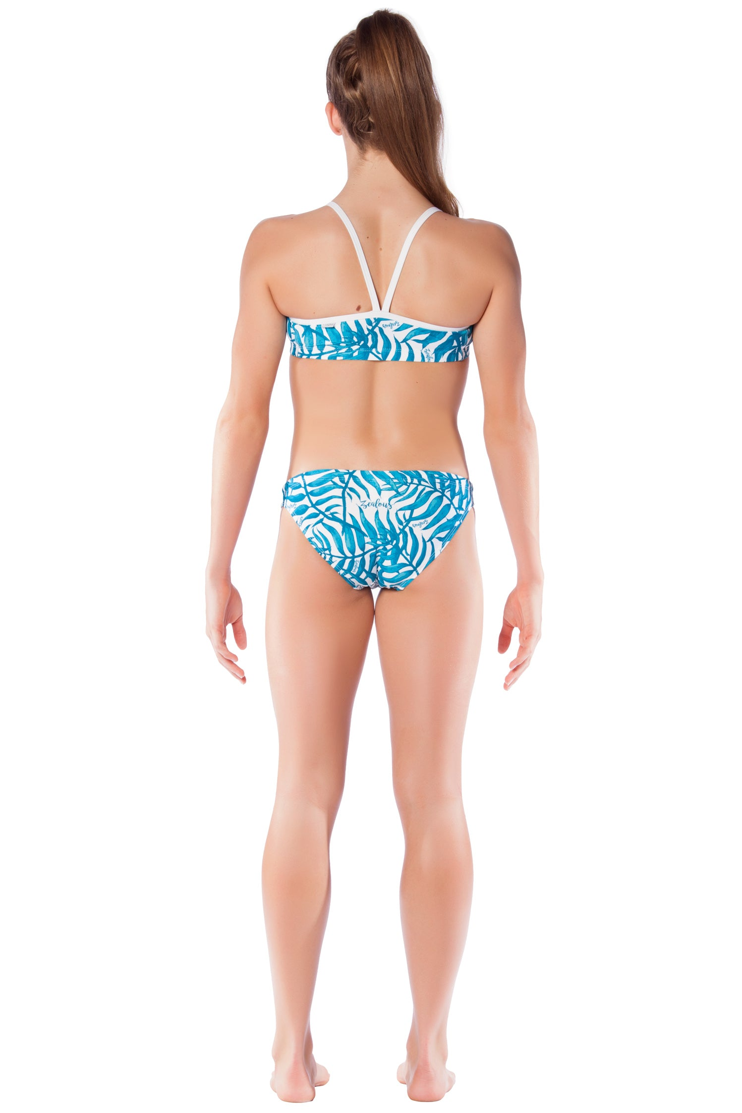 Blue Haven Girls Two Piece - Shop Zealous Training Swimwear